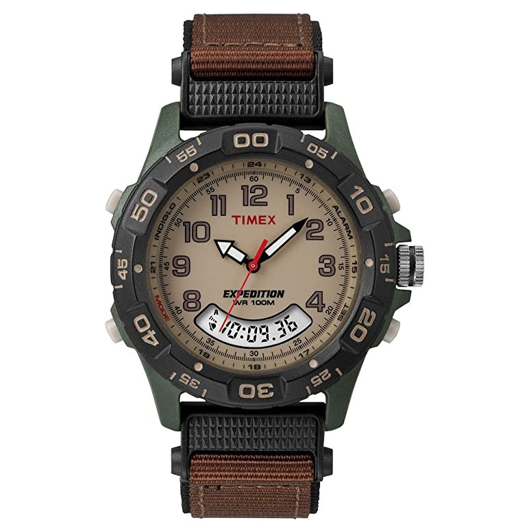 Timex Expedition Combo Mens Watch T45181 - Hollins and Hollinshead