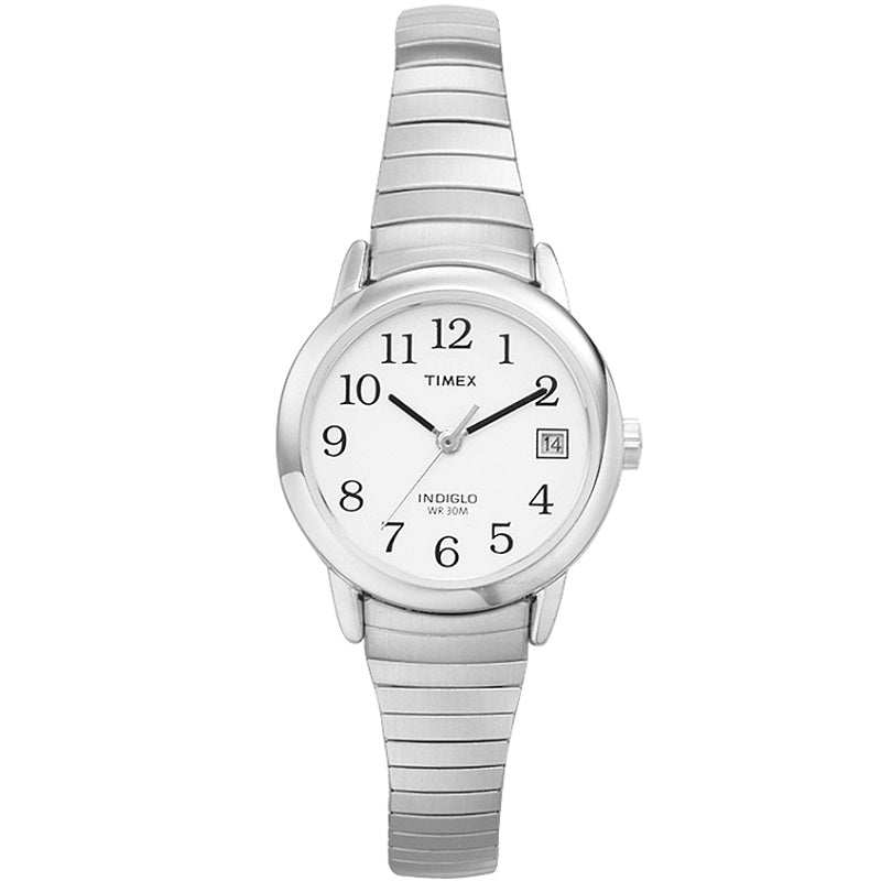 Timex Indiglo Easy Reader Expandable Ladies Watch T2H371 - Hollins and Hollinshead