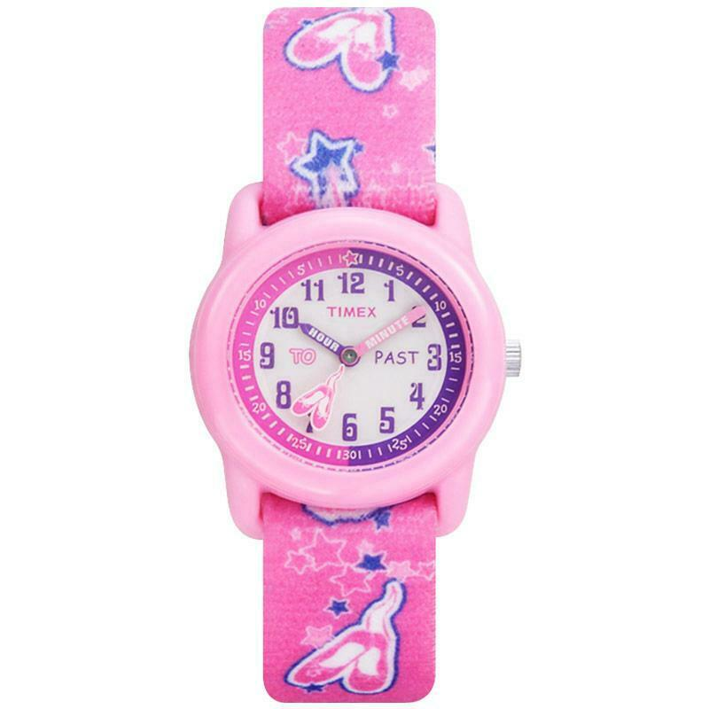 Timex Pink Ballerina Time Teacher Kids Watch T7B151 - Hollins and Hollinshead