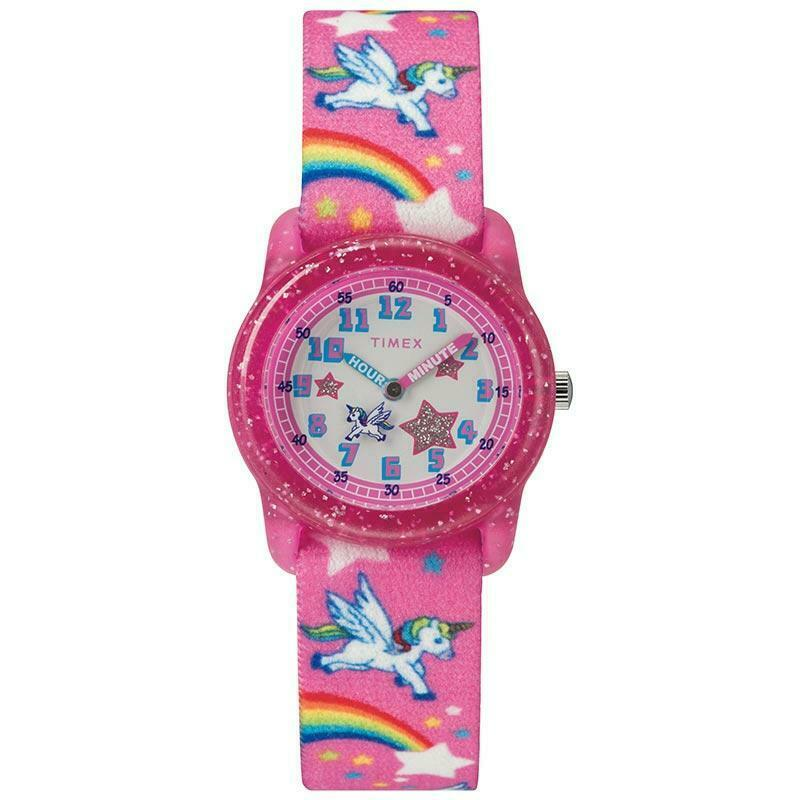 Timex Unicorn Time Teacher Kids Watch TW7C25500 - Hollins and Hollinshead