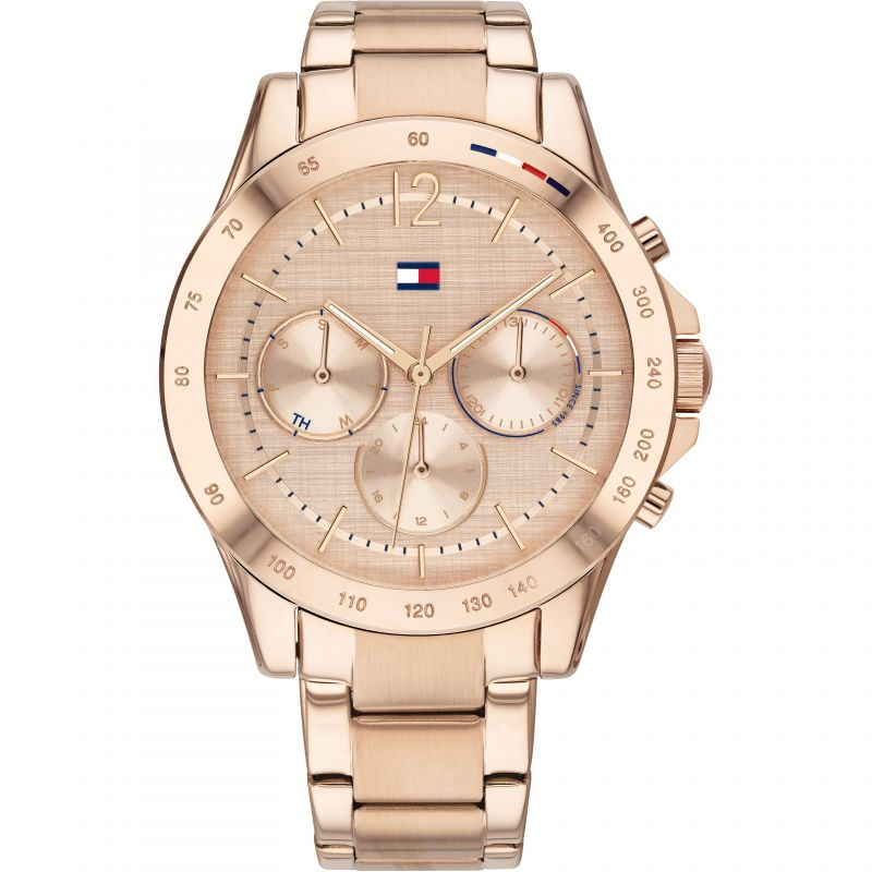 Tommy Hilfiger Ladies Watch Rose Haven 1782197 - Hollins and Hollinshead