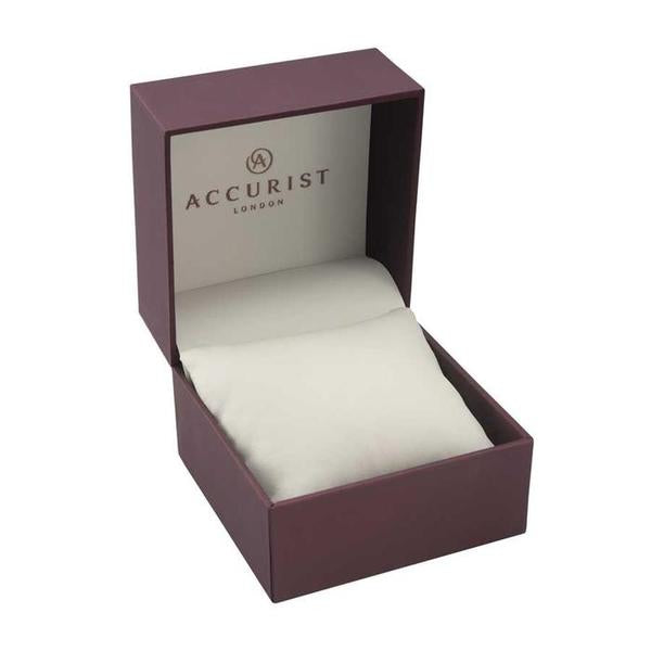 Accurist Ladies Watch 8126 - Hollins and Hollinshead