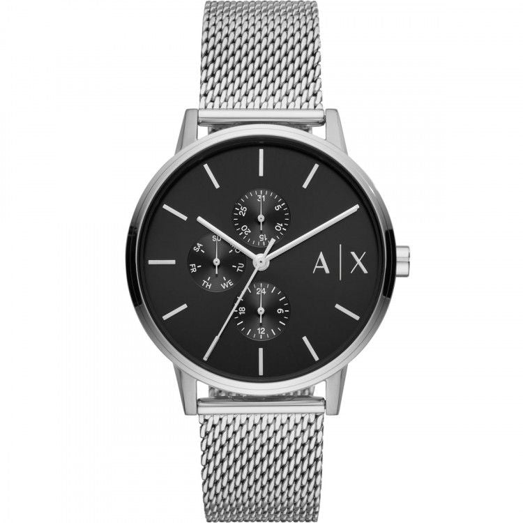Armani Exchange Cayde Multi Dial Mens Watch AX2714 - Hollins and Hollinshead