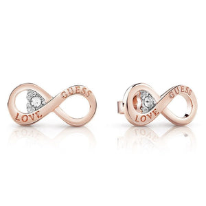 Guess Endless Love Stud Earrings UBE85011 - Hollins and Hollinshead