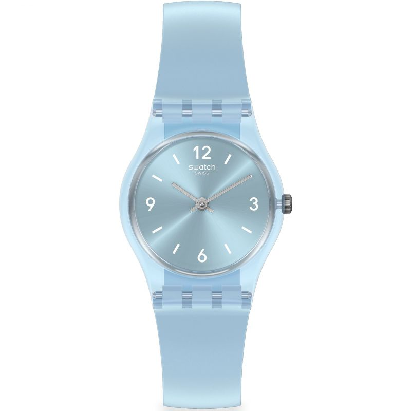 Swatch Fairy Frosty Ladies Watch LL123 - Hollins and Hollinshead