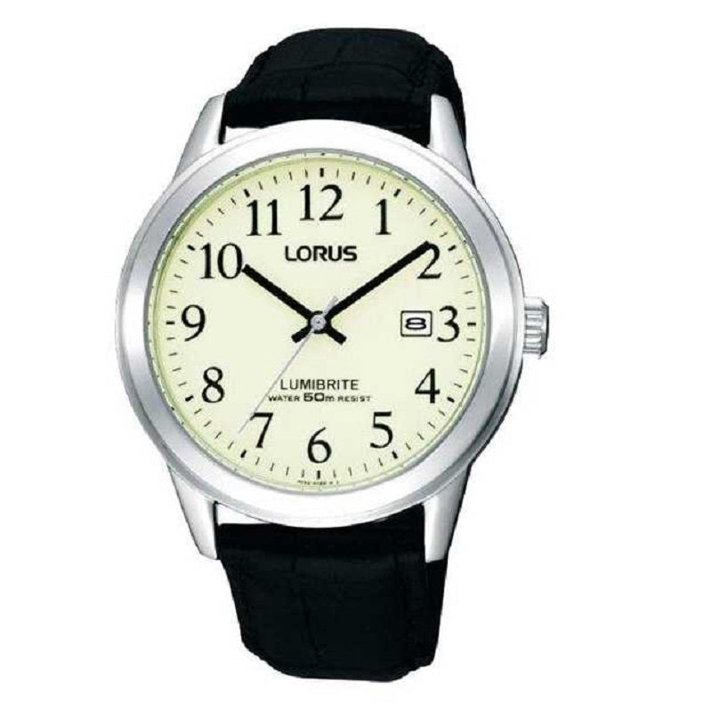 Lorus Lumibrite Mens Watch RH929BX9 - Hollins and Hollinshead
