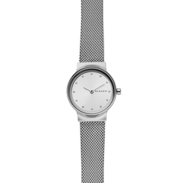 Skagen Freja Stainless Steel Ladies Watch SKW2715 - Hollins and Hollinshead