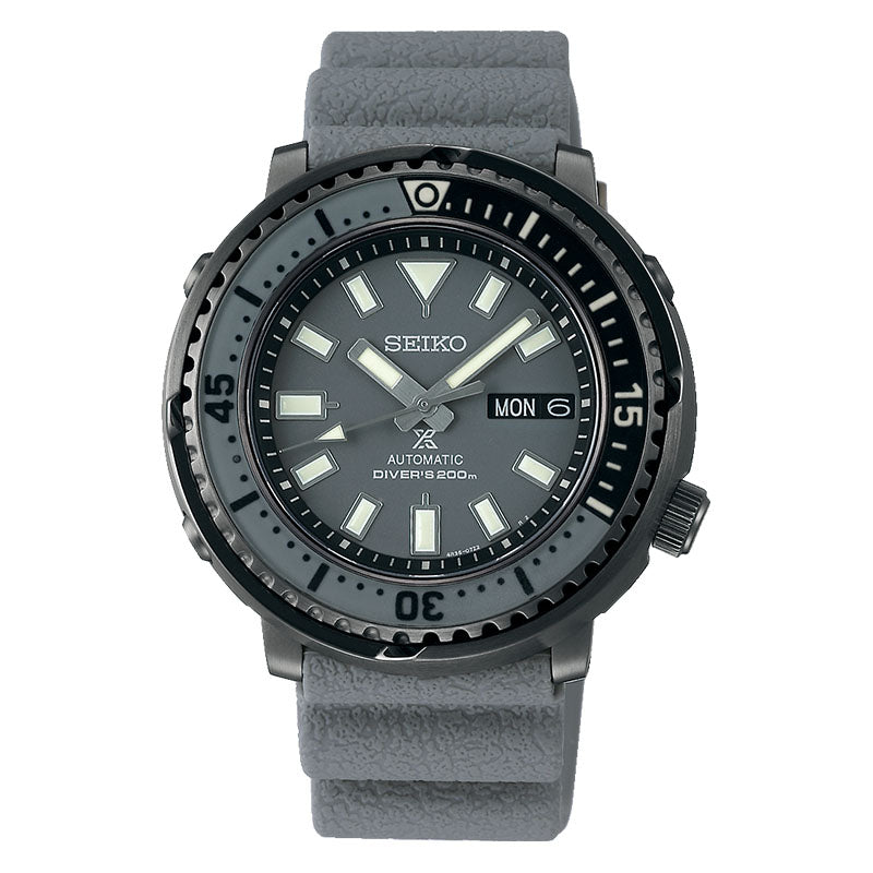 Seiko Prospex Automatic 200m Street Series Tuna Divers Mens Watch SRPE31K1 - Hollins and Hollinshead