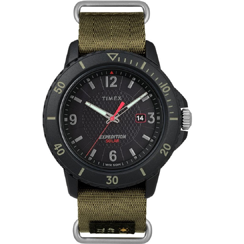 Timex Expedition Gallatin Solar Mens Watch TW4B14500 - Hollins and Hollinshead