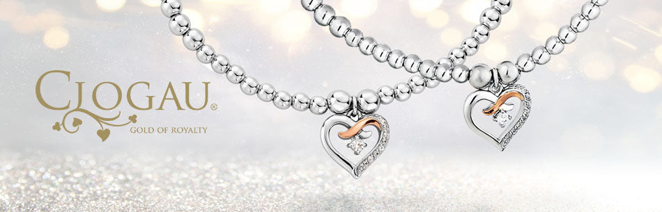 Clogau Home Page Jewellery Banner