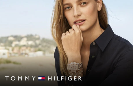 Tommy Hilfiger Home Page Watches Banner