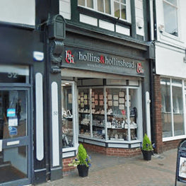 Hollins and Hollinshead Jewellers Northwich