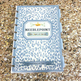The Sport of Queens Needlepoint Planner