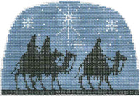 Shelley Tribbey's Three Wise Men Silhouette