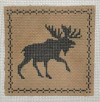 AL Woodland Animals - Moose