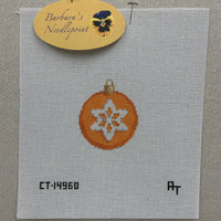 Mini Ball Ornaments - click this image to see all the designs we have!
