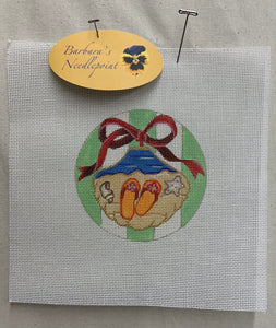 "Cindy and Beth's 4"" Travel Rounds - Click in for ALL designs!"