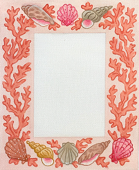Frame Shells and Coral