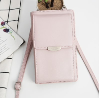 All-In-One Large Capacity Wallet Crossbody Mobile Phone Bag(Full $40 save $5 )