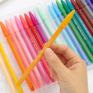 【Over $35 Free Shipping】Touch Brush Sign Pen- 2020 New Colors(Set Of 12/24/36)