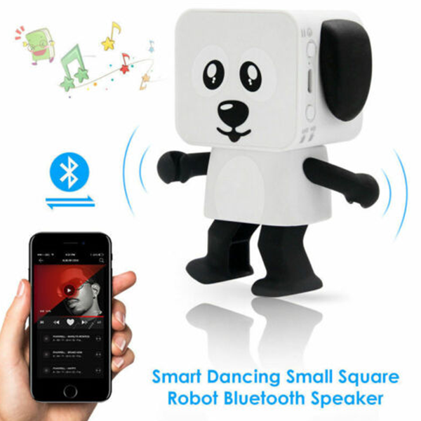 Smart dancing Bluetooth impact