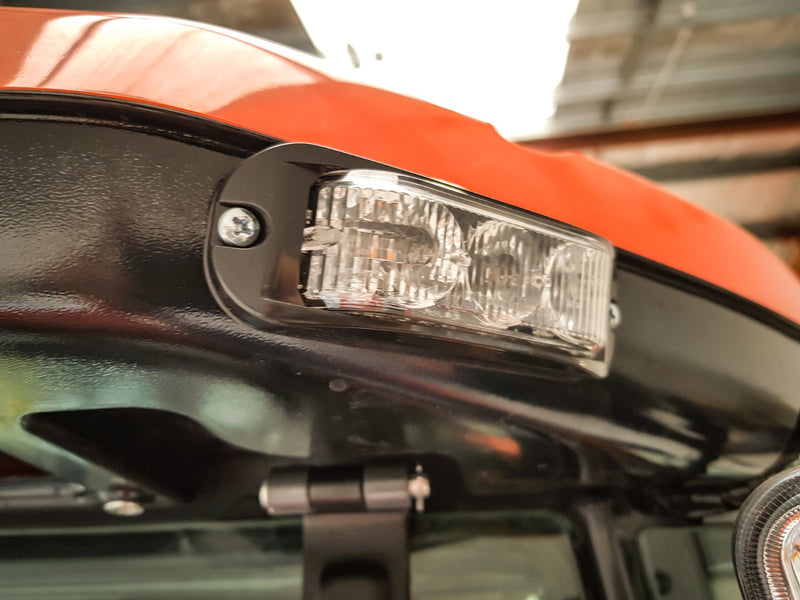 Upgrade standard Tractor Roof headlights to LED