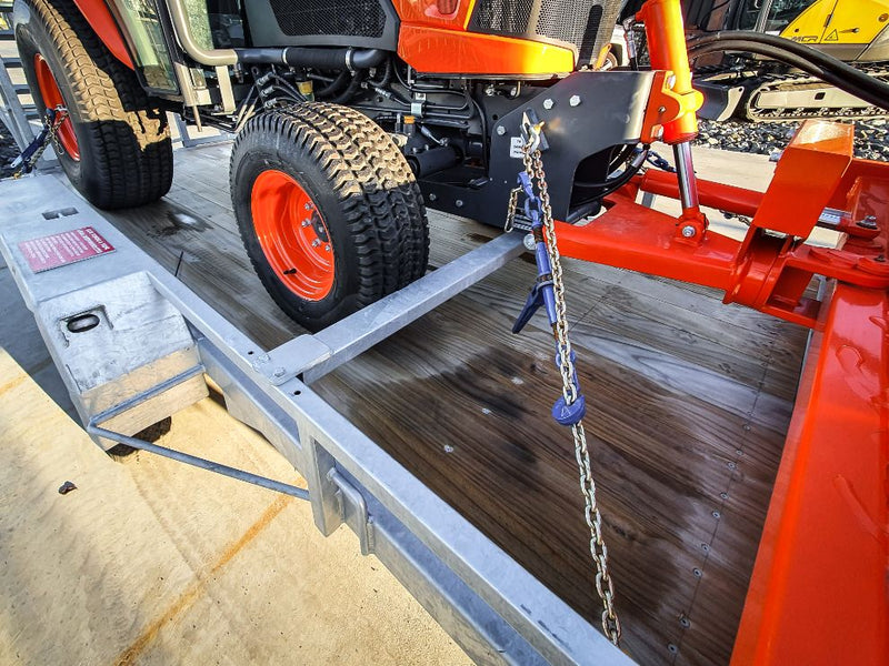 Tractor Tie-down System