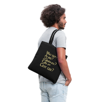 We are ALL Dat Tote Bag - black