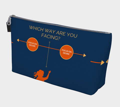 Focus on Possibility Make-Up Bag