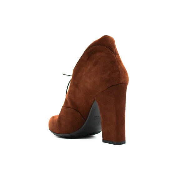 block heel booties