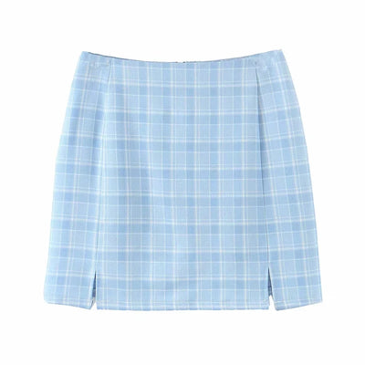 Lilian Skirt with Shorts
