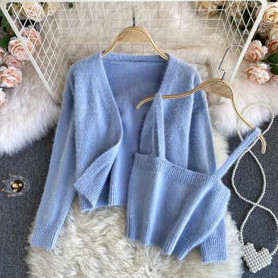 Makayla Two Piece Knit Set