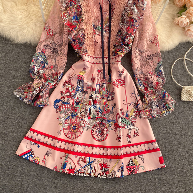 Journey Lace Dress