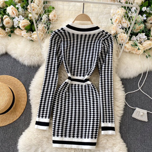 Cali Knit Dress