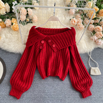 Brinley Knit Sweater