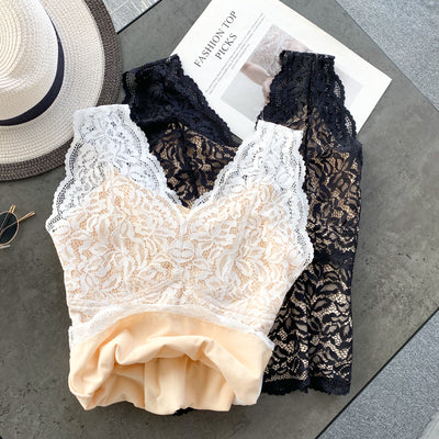 Angelica Lace Top