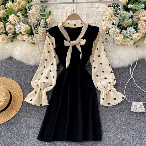 Melanie Knit Dress