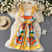 Celia Tie Dress