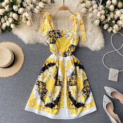Noor Tie Dress