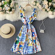Alita Tie Dress