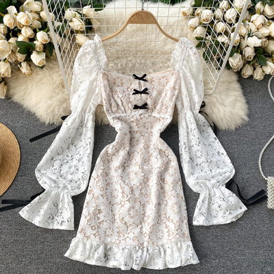 Lana Lace Dress