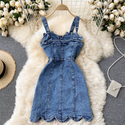 Ashley Denim Dress