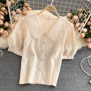 Amira Puff Sleeve Top