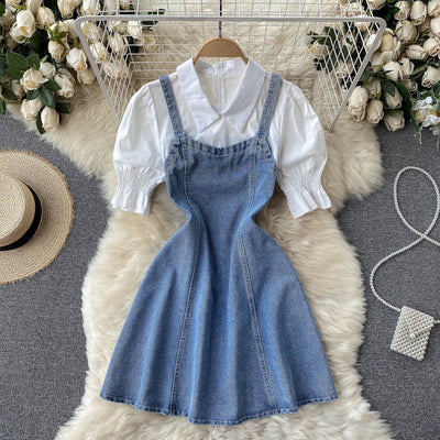 Jessie Denim Dress