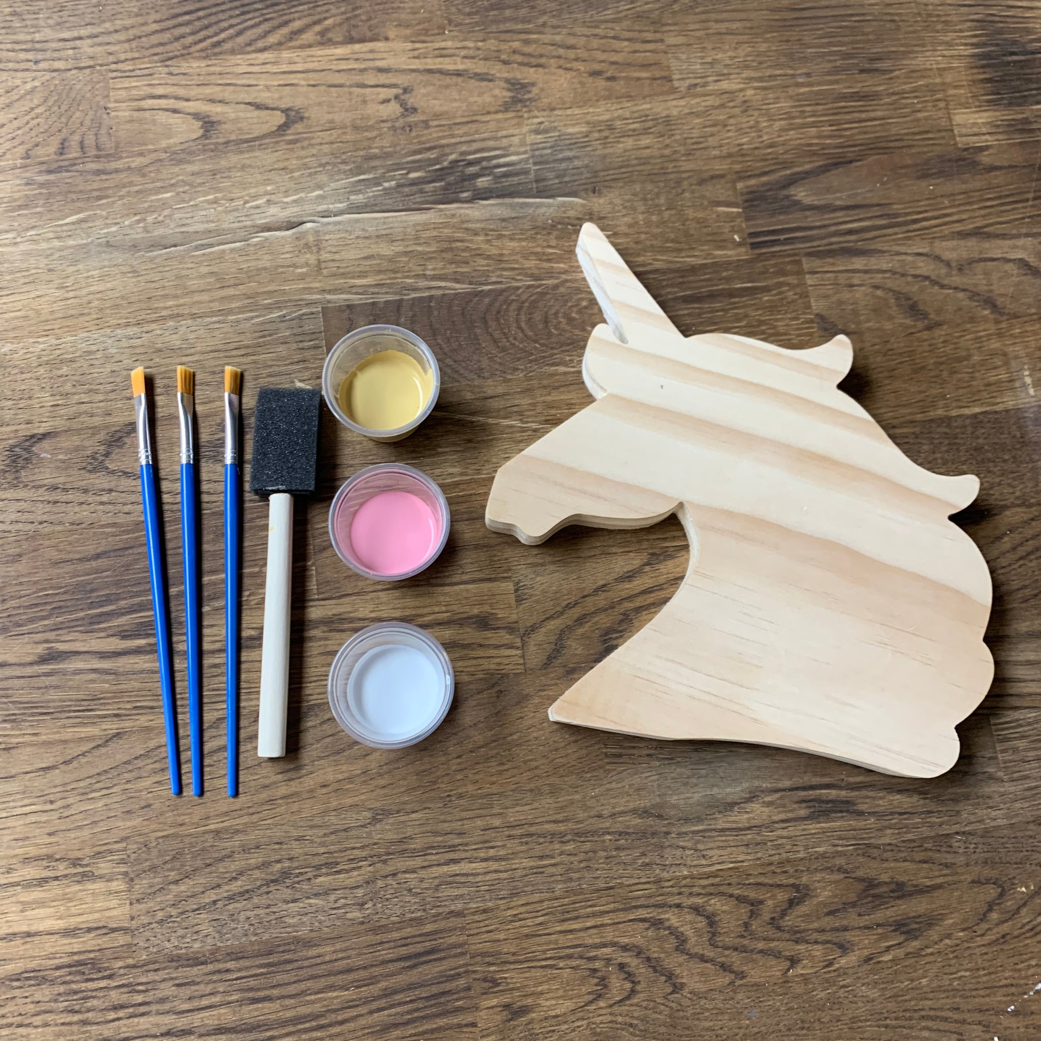 Unicorn DIY Paint Craft Kits