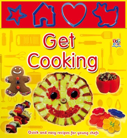 Get Cooking Kids Cook Book