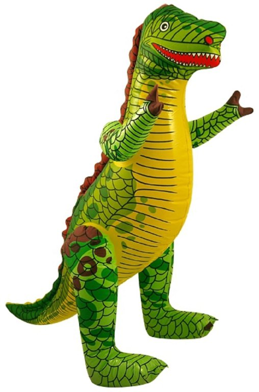 Large Inflatable T-Rex Dinosaur (90cm)