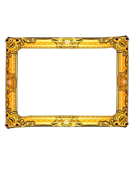 Inflatable Picture Frame in Gold (60cm x 80cm)