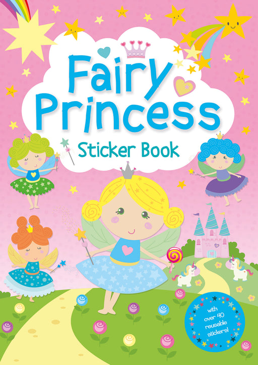 Fairy Princess Sticker book