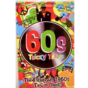 Tricky 60's Trivia Pack